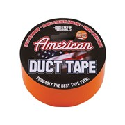 Everbuild American Duct Tape Orange 50mm x 25m