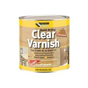 Everbuild Quick Dry Wood Varnishes