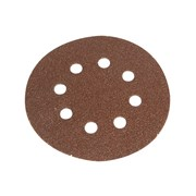 Faithfull Hook & Loop Sanding Discs 125mm DID3