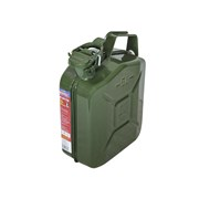 Faithfull Green Jerry Cans - Metal