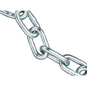 Faithfull Zinc Plated Chains
