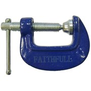 Faithfull Hobbyists Clamps