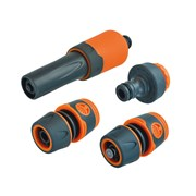 Plastic Hose Fittings Starter Kit 1/2in
