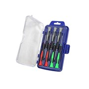 Faithfull Instrument Precision Screwdriver Set of 7