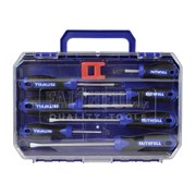 Faithfull Screwdriver Soft-Grip Set of 8