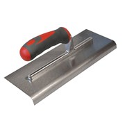 Faithfull Edging Trowel Soft-Grip Handle 11in x 4 3/4in