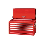 Faithfull Toolbox, Top Chest Cabinet 6 Drawer