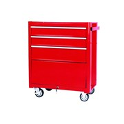 Faithfull Toolbox Roller Cabinet 3 Drawer