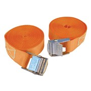 Faithfull Cam Style Tie-Downs 25mm x 5m 2 Piece