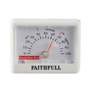 Faithfull Humidity Dial (Hygrometer)