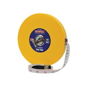 Faithfull Closed ABS Fibreglass Long Tape 50m / 165ft (Width 13mm)