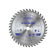 Faithfull Circular Saw Blades 180mm