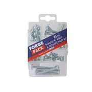 Forgefix Roofing Bolt Kit Forge Pack 48 Piece