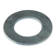 "Forgefix ""Penny Washers 25mm OD, Zinc Plated, Bagged"""