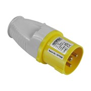 110 Volt Replacement Yellow Plugs