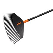 "Fiskars Solidâ""¢ Leaf Rake - Medium"