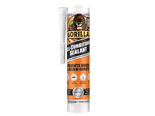 Gorilla Glue Gorilla Mould Resistant Sealant