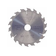 Hitachi Circular Saw Blade 185 x 30mm x 18T