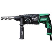Hitachi DH26PH SDS Plus Hammer Drill 3 Mode