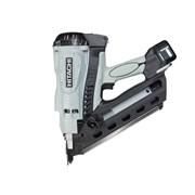 Hitachi NR90GC2 Gas Clipped Head Strip Framing Nailer 7.2 Volt 2 x 1.4Ah NiCd