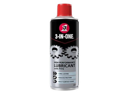 3-IN-ONE 3-IN-ONE High Performance Lubricant with PTFE 400ml