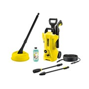 Karcher K2 Full Control Home Pressure Washer 110 Bar 240 Volt