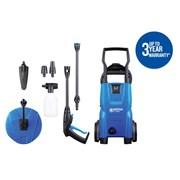 C110.7-5 PCA X-TRA Pressure Washer with Patio Cleaner & Brush 110 Bar 240 Volt
