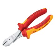 Knipex VDE High Leverage Diagonal Cutting Pliers