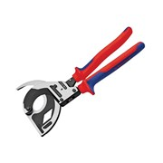 Knipex Cable Cutters 3 Stage Ratchet Action 60mm Capacity 320mm