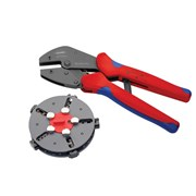 Knipex Multicrimp® Pliers Set - 5 Quick Change Cartridges