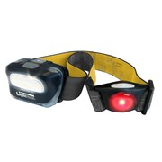 Front & Rear LED Headlight 120 Lumens