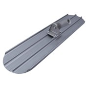 Marshalltown MB48FR Round End Blade with Bracket 48 x 8in