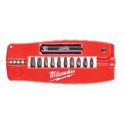 "Milwaukee Power Tools SHOCKWAVEâ""¢ Customer Display V2 D Guide 12 Piece x 10 Packs"