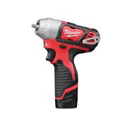 Milwaukee M12 BIW14 Compact Impact Wrench 1/4in 12 Volt
