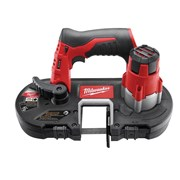 Milwaukee Power Tools M12 BS-0 Sub Compact Bandsaw 12V Bare Unit