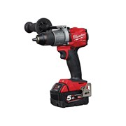 "Milwaukee M18 FPD2-502X FUELâ""¢ Percussion Drill 18V 2 x 5.0Ah Li-ion"