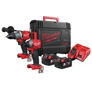 "Milwaukee M18 FPP2A2  FUELâ""¢ Gen 3 Twin Pack 18V 2 x 5.0Ah Li-ion"