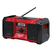Milwaukee M18 JSR-0 Jobsite Radio 18V Bare Unit