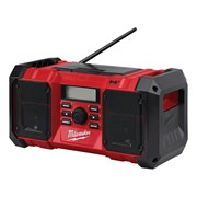 Milwaukee M18 JSRDAB-0 DAB Digital Jobsite Radio 18 Volt Bare Unit