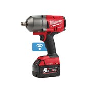 "Milwaukee M18 ONEFHIWF12-502X FUELâ""¢ ONE-KEYâ""¢ 1/2in Impact Wrench 18V 2 x 5.0Ah Li-ion"