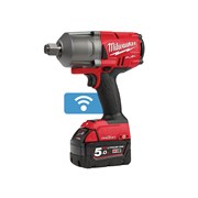 "Milwaukee M18 ONEFHIWF34-502X FUELâ""¢ ONE-KEYâ""¢ 3/4in Impact Wrench 18V 2 x 5.0Ah Li-ion"