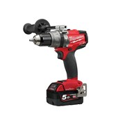 "Milwaukee Power Tools M18 ONEPD2 FUELâ""¢ ONE-KEYâ""¢ Combi Drill 18V 2 x 5.0Ah Li-ion"