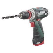 Metabo PowerMaxx BS Quick Basic 10.8 Volt 2 x 2.0Ah Li-Ion