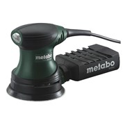 Metabo FSX-200 125mm Intec Palm Disc Sander 240 Watt 240 Volt