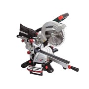 Metabo KGS 18 LTX 216 Cordless Sliding Mitre Saw 18 Volt Bare Unit