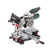 Metabo KGS-216MN 216mm Sliding Mitre Saw 1500 Watt
