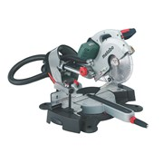 Metabo KGS 254 Plus 200mm Double Bevel Mitre Saws