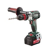 Metabo SB 18 LTX Cordless Brushless Q/Impulse Combi Drill 2 x 5.2Ah Li-Ion