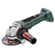 Metabo WB 18 LTX BL 115 QUICK Angle Grinder 115mm 18V Bare Unit