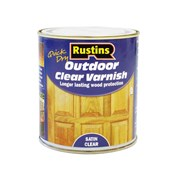 Rustins Exterior Varnish